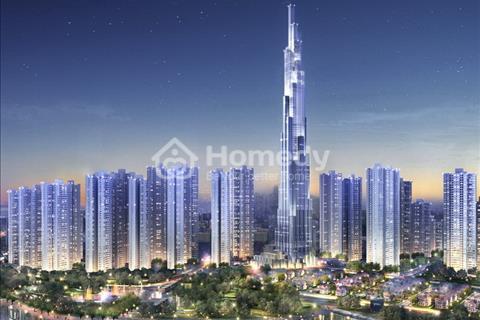 Căn Penthouse cuối cùng 209m2 giá 12,8 tỷ dự án Vinhomes Central Part Quận 2