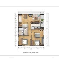 Chung cư cao cấp 3-4 phòng ngủ 126m2 căn hộ góc Riverside Garden 349 Vũ Tông Phan