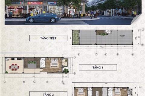 Nhà phố thương mại chuẩn Phú Mỹ Hưng giá tốt nhất