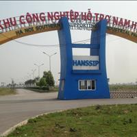 Đất nền khu đô thị mới Hanssip, chỉ từ 250 triệu nhận sổ đỏ ngay, đất nền mặt tiền rộng 6m