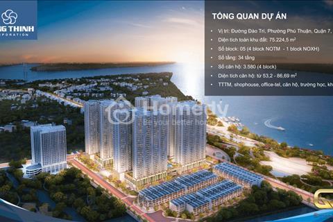Căn hộ Q7 Saigon Riverside giá cạnh tranh nhất khu vực