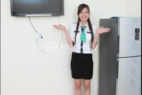 Phòng trọ cao cấp tại quận 1, sát Hoàng Sa, full nội thất, có bếp riêng ngoài phòng