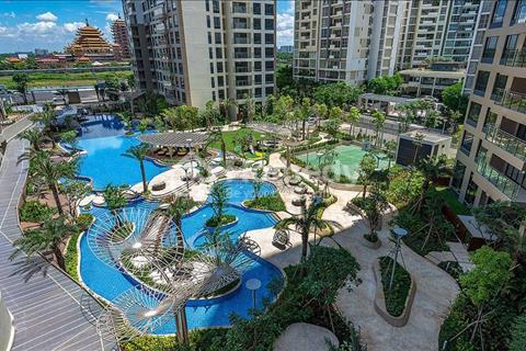 Hot, Palm Garden đang nóng lên nhanh tay booking, có hoàn lại