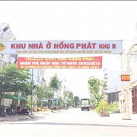 Nền góc 2 mặt tiền đường số 8 và 10 khu dân cư Hồng Phát B, Ninh Kiều, Cần Thơ