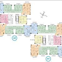 Bán căn hộ Topaz City Lock A2 73m2 2 phòng ngủ lầu cao giá chỉ 1,9 tỷ