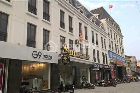 Liền kề thương mại Lê Hồng Phong, vị trí thuận lợi nhất để kinh doanh