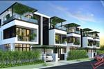 Căn nhà được thiết kế hiện đại với màu sắc hài hòa, diện tích được tận dụng hợp lí nhằm mang đến không gian sống thoải mái cho gia chủ.