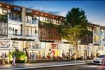 Khu nhà phố với thiết kế linh hoạt, mặt tiền rộng rãi sẽ là nơi an cư và kinh doanh lý tưởng.