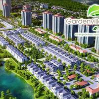 Bán biệt thự khu K Ciputra, diện tích 180m2, 3,5 tầng, mặt tiền 9m, giá 20 tỷ gồm VAT, hoàn thiện