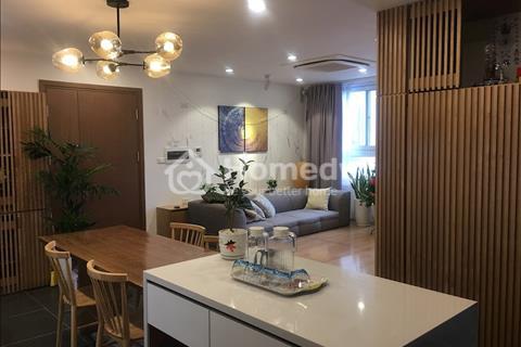 Cho thuê căn hộ 98m2, 3 phòng ngủ, nội thất cao cấp, phong cách Nhật - Zen style