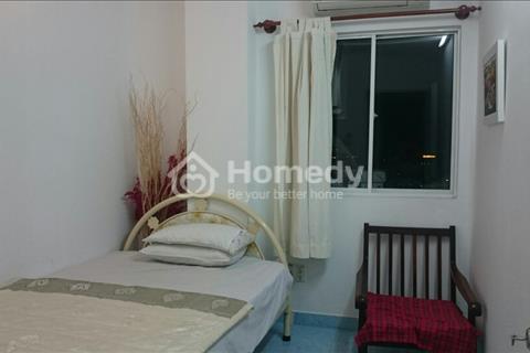 Cho thuê căn hộ 3 phòng ngủ, 105m2, chung cư 203 Nguyễn Trãi, quận 1, giá 18 triệu/tháng