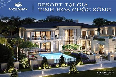 Mở bán biệt thự nghỉ dưỡng Swan Bay giai đoạn 2 phân khu mới, vị trí cực đẹp tại đảo Đại Phước