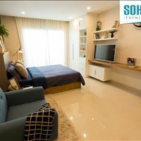 Bán căn 2 phòng ngủ Soho Premier tầng cao view đẹp chuẩn bị bàn giao