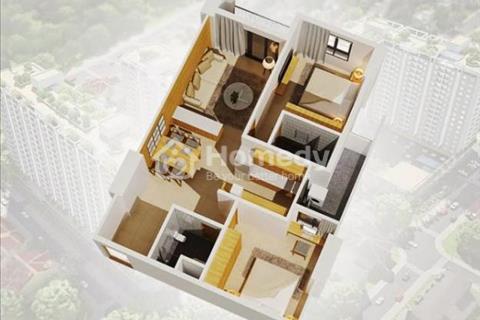 Cho thuê chung cư Bộ Công An quận 2, lầu 16, view thoáng, giá 9 triệu/tháng
