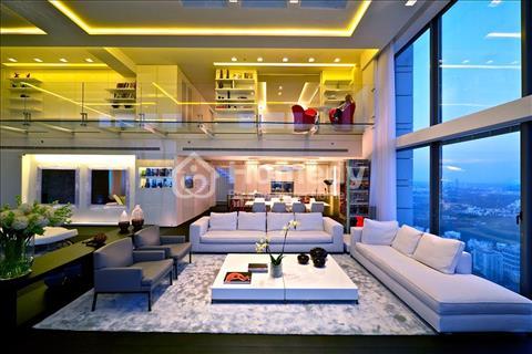 Cần bán gấp căn Penthouse Vinhomes Tân Cảng đã full nội thất