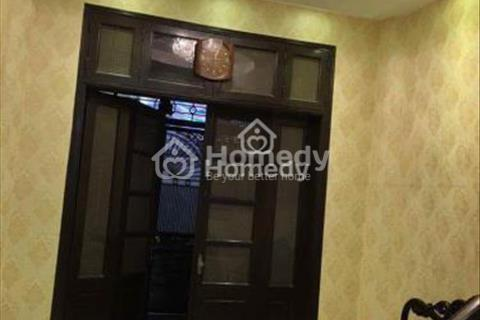 Chính chủ cho thuê nhà riêng 2 tầng ngõ 14 Pháo Đài Láng