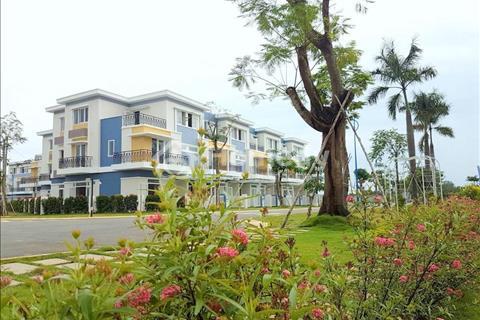 Biệt thự mặt tiền 990 - 2 sân vườn độc đáo - 275 m2