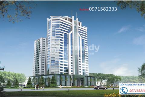 Bán sàn văn phòng tại Hà Nội, tòa nhà Viwaseen Tower 46 Tố Hữu, diện tích từ 132 - 1200m2