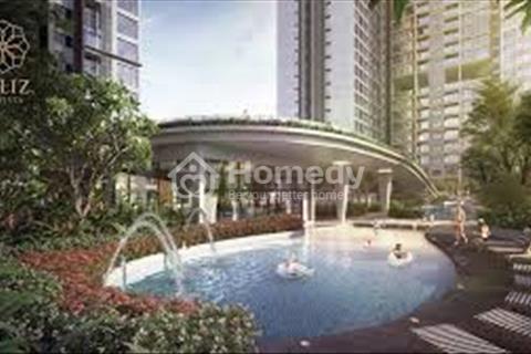Đi định cư cần bán gấp căn hộ Feliz En Vista tầng 31 view sông và quận 1