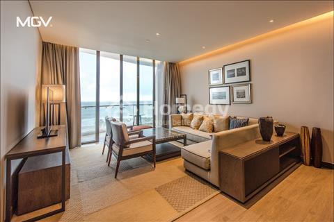 Chỉ còn 9 căn hộ cao cấp Intercontinental 5 sao cuối cùng đẹp nhất Marina, 100% trực diện biển