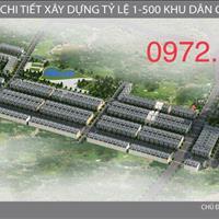 Bán đất nền phân lô khu dân cư Đông Tây Phổ Yên, Thái Nguyên