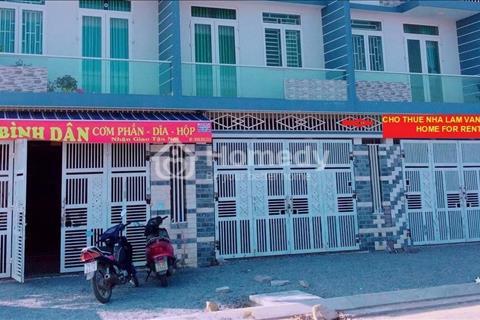 Cho thuê nhà nguyên căn làm văn phòng lô 11- NV08 khu đô thị mới Phước Long A
