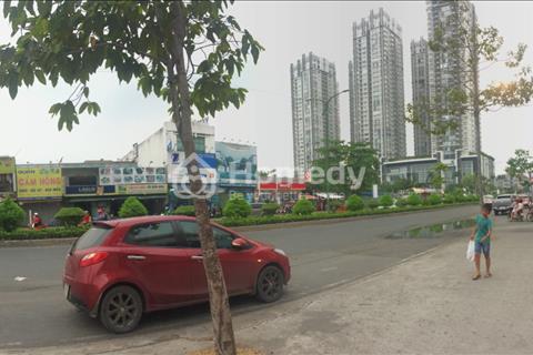 Tòa nhà Nguyễn Thị Thập, 8,2x30m xây 8,2x20m, 7 tầng, 800m2 sử dụng, thang máy, thuê dài hạn