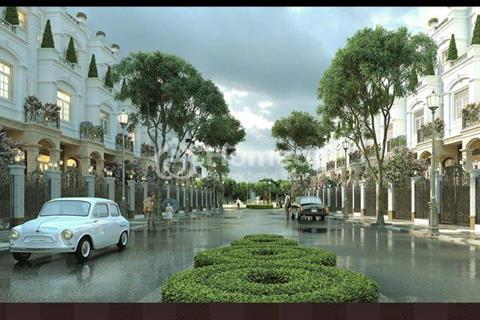 Nhà phố Phạm Văn Đồng thiết kế phong cách Châu Âu