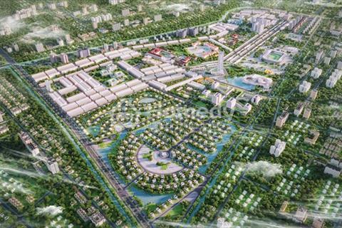 Khu đô thị Kiến Tường Central Mall