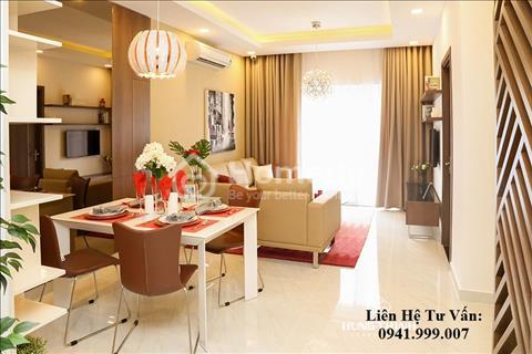 Bán căn hộ mặt tiền Nguyễn Xí  2 phòng ngủ, 2 wc nhiều tiện ích vượt trội
