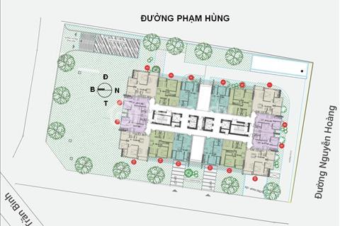 Căn hộ Condotel đầu tiên ở Mỹ Đình, Hà Nội 22 triệu/m2 sinh lời 15%/năm