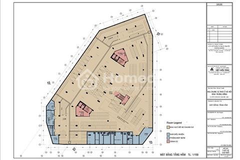 Căn hộ giá chỉ từ 1 tỷ/căn (VAT) 2 phòng ngủ ngay tại trung tâm quận 2, chiết khấu 8%