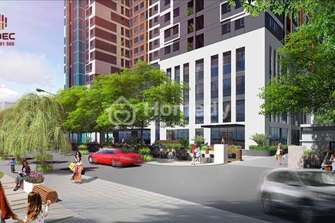 Chủ đầu tư cho thuê diện tích sàn thương mại tòa nhà Videc Riverside Garden