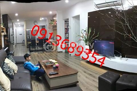 Cho thuê căn hộ chung cư Ecolife Capitol 58 Tố Hữu, nhà thoáng và đẹp 112m2