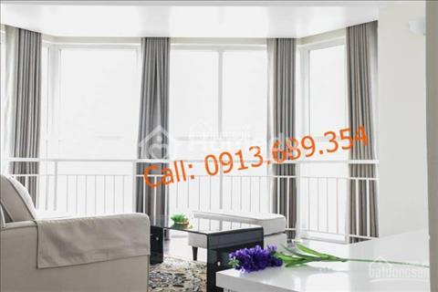 Cho thuê chung cư Làng Quốc Tế Thăng Long (Hancorp Plaza 28 tầng) 108m2 cực kỳ trẻ (ban công 10m)