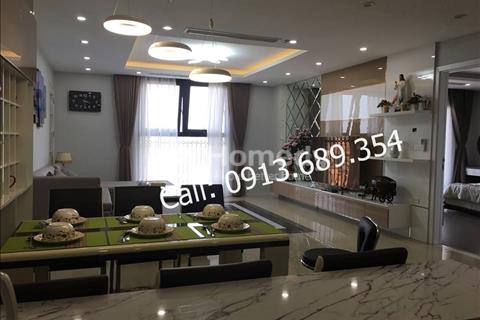Cho thuê chung cư cao cấp 36 Hoàng Cầu view hồ, trẻ trung - sang trọng, đồ mua để ở