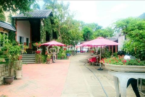 Sang nhượng quán cafe sân vườn view sông Đồng Nai cực đẹp, yên tĩnh, thoáng mát