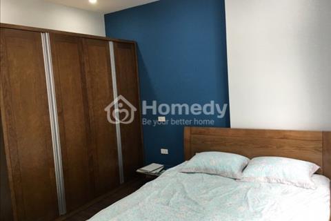Cho thuê căn hộ chung cư Vinhomes Gardenia 2 phòng ngủ, đồ cơ bản, 75m2