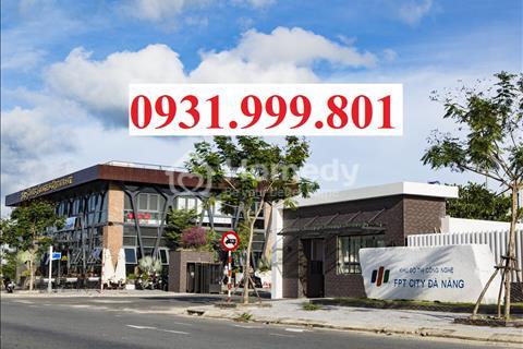 Đất nền khu đô thị FPT City Đà Nẵng, giá đầu tư, an cư lập nghiệp