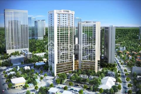 Đất Xanh Miền Bắc cho thuê mặt bằng thương mại & văn phòng dự án The Garden Hill 99 Trần Bình
