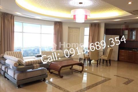 Cho thuê chung cư CT4 Mỹ Đình sông Đà Sudico, 165m2, 3 phòng ngủ, cực sáng và thoáng
