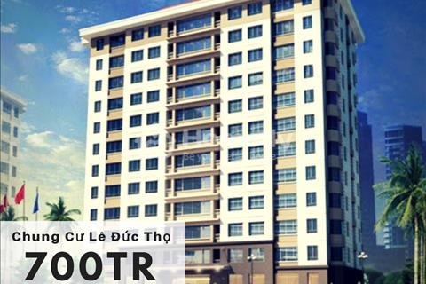 Chính chủ bán chung cư mini đường Lê Đức Thọ 500 - 600 - 800 triệu/căn, đủ nội thất, ở ngay