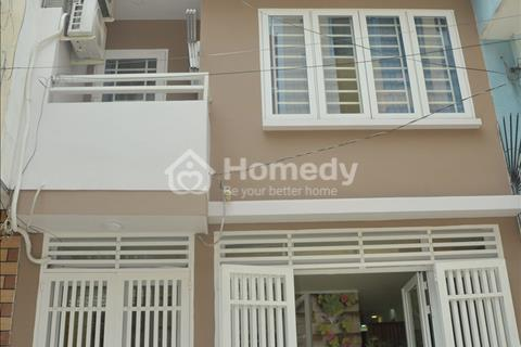 Mini furnished apartment for rent in ward 11,Dist. Binh Thanh. Located in wide alley, cars  go on