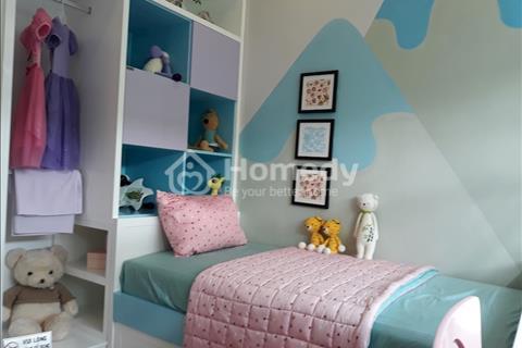 Cần bán căn hộ 2 phòng ngủ,1 vệ sinh tại The Western Capital, view hồ bơi, nội thất đầy đủ