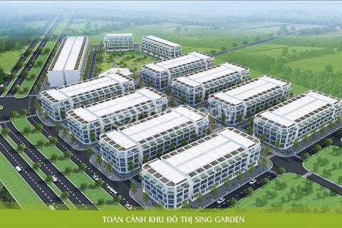 Hot, mở bán đất nền dự án Sing Garden, Từ Sơn, Bắc Ninh