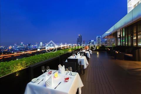 Monarchy căn hộ nghỉ dưỡng sân vườn đầu tiên ngắm toàn cảnh pháo hoa quốc tế Đà Nẵng