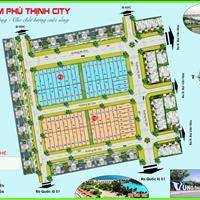 Bán đất dự án 4 mặt tiền khu dân cư Phú Thịnh ngay vòng xoay cổng 11