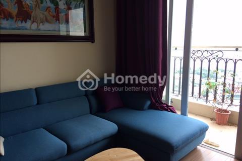 Cho thuê chung cư Hòa Bình Green City, 2 phòng ngủ 95m2, full nội thất, 12 triệu/tháng