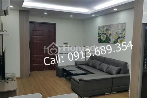 Cho thuê chung cư Central Field (219 Trung Kính), căn góc 69m2, giá 15 triệu/tháng