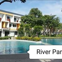 Nhà phố ven sông River Park mặt tiền đường vành đai 2, quận 9